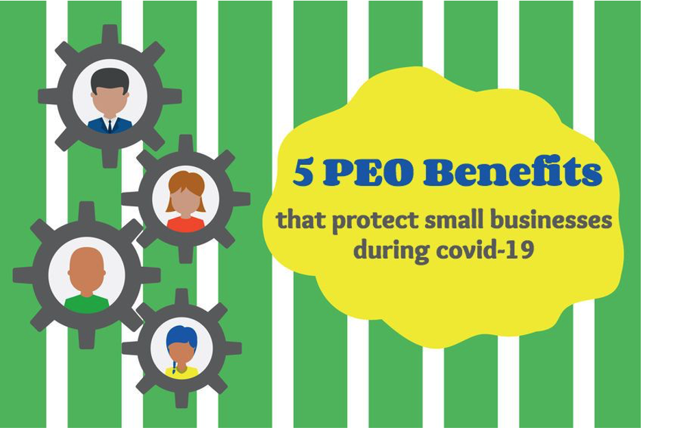 5 PEO Benefits for Small Businesses