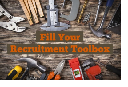 Fill Your Recruitment Toolbox