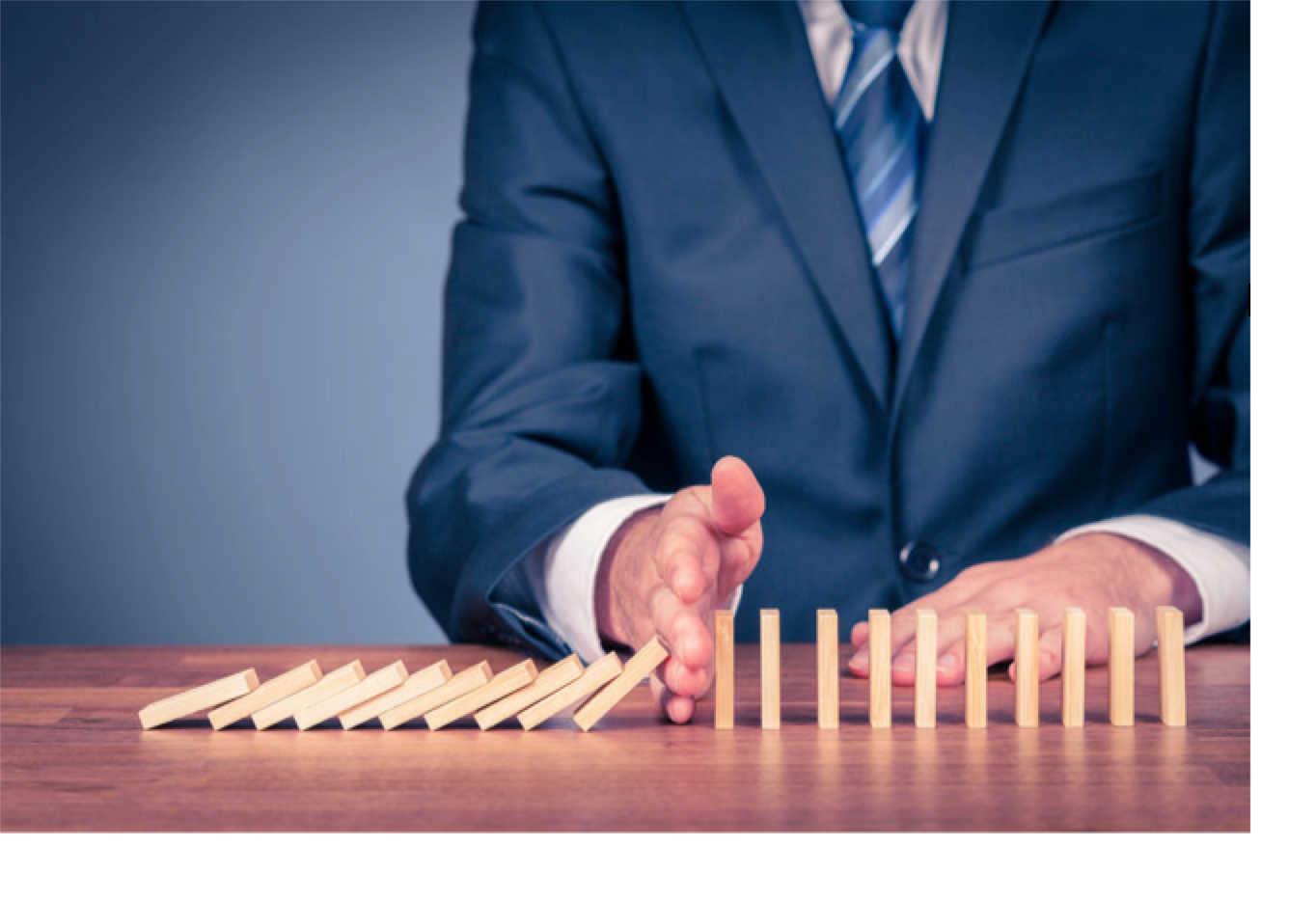 Domino Effect Small Business Liability