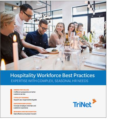 HCM Strategy for the hospitality industry