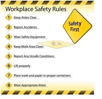 OSHA Safety Regulations