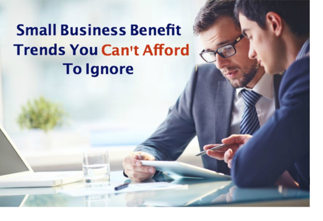 Small Business Benefit Trends