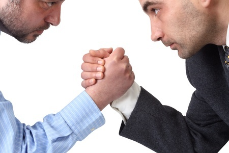 conflict confrontation in management
